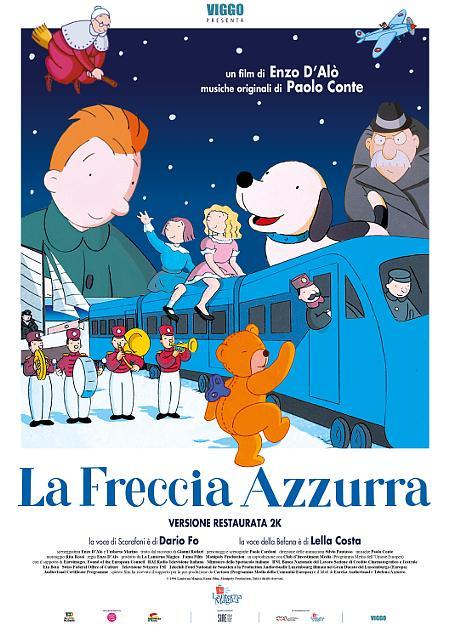 LA FRECCIA AZZURRA (ED. REST.)