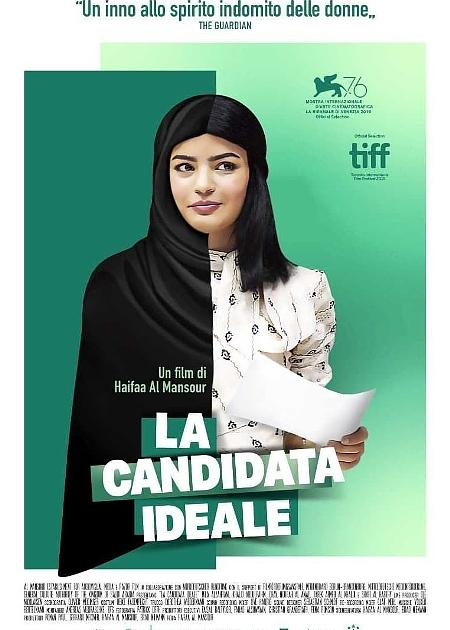LA CANDIDATA IDEALE (THE PERFECT CANDIDATE)