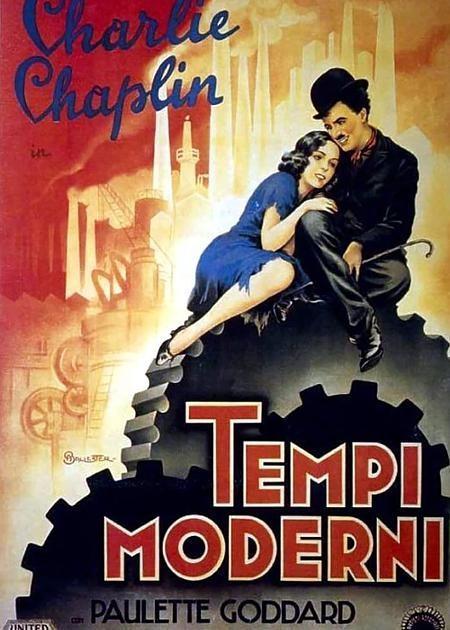 TEMPI MODERNI (MODERN TIMES) (RIED.)