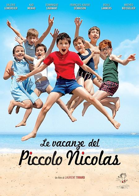 LE VACANZE DEL PICCOLO NICOLAS (LES VACANCES DU PETIT NICOLAS)