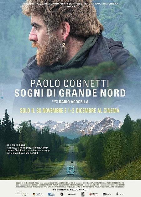 PAOLO COGNETTI - SOGNI DI GRANDE NORD