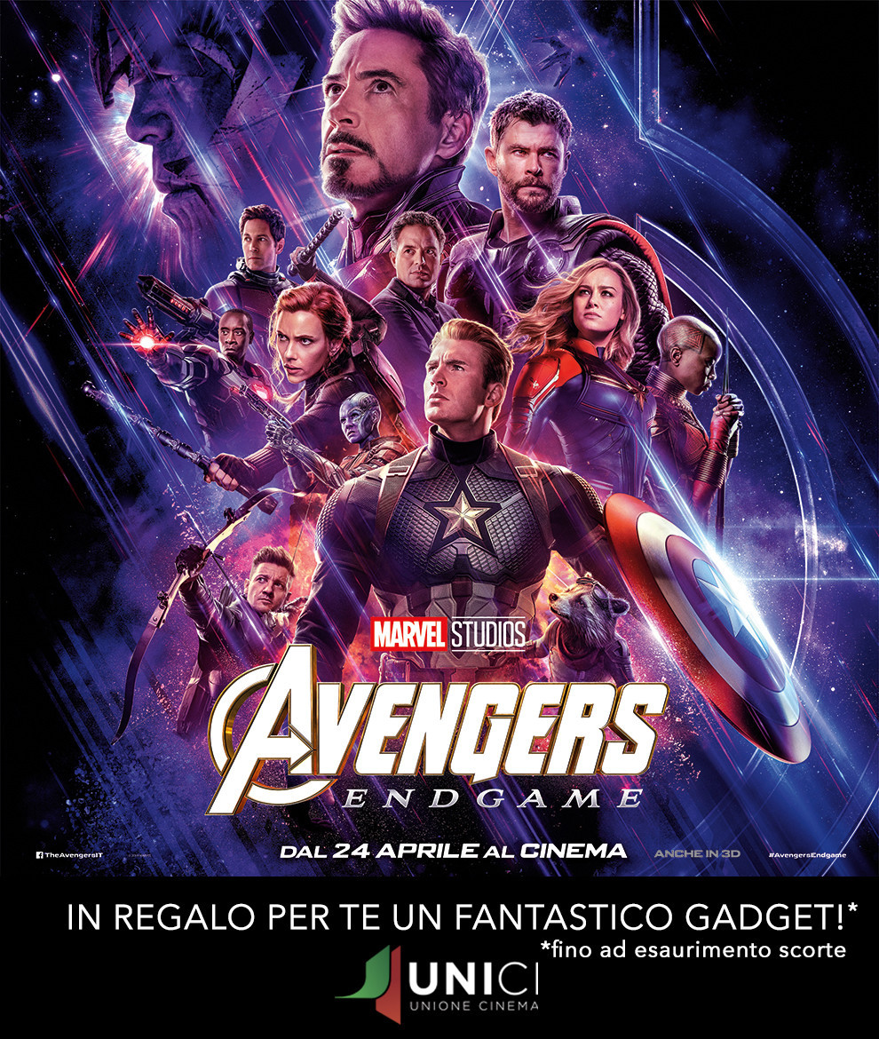 Avengers Endgame (2019) 480p HC HDTC Rip v3 Dual Audio [Hindi (Clean) + English] 550MB